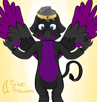 Princess Of The Griffin Kingdom by TalonProductions