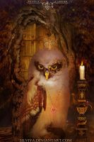 The Owl King by silviya