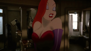 Who Framed Roger Rabbit Jessica Rabbit Nude 118