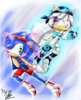 Sonic Rush Next Generation by Cometshina