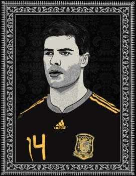 Xabi Alonso by sologfx