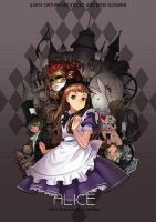 Alice in Wonderland1 by ChinAnime