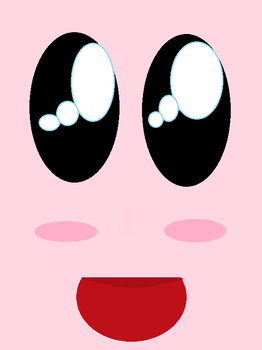 kirby's close-up by star26898