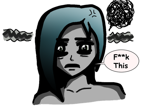 How I Feel About The Moving Process by ZombieDollTV