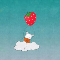 Strawberry fields forever by PopularMisconception