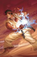 PF Ryu by UdonCrew