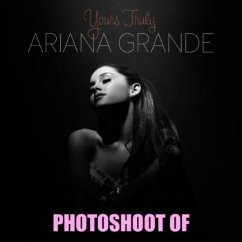 Photoshoot Yours Truly by MxHdLt