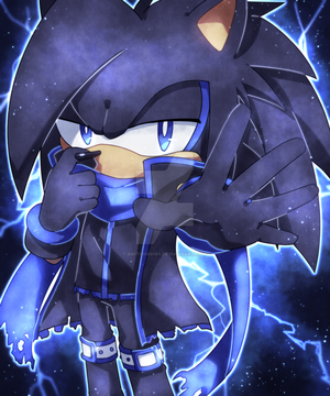 COM - Edge the Obsidian by Baitong9194