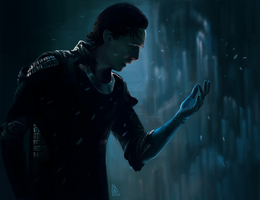 Loki by AnnikeAndrews
