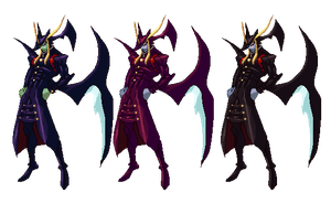Jedah My style and XII by 0kronos0