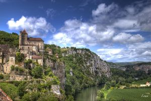 HDR landscape france by Louis-photos