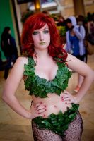Poison Ivy Redone 2 by aqueenwithnocrown