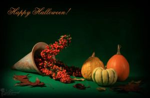 Happy Halloween by LadyCarnal