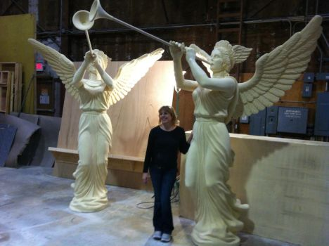 Angels and Me For _ Hangover 3_ by mkm3d