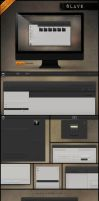 SLAVE for Windows Seven by GuillenDesign