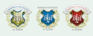 b.i. logo sketches by mozzzca