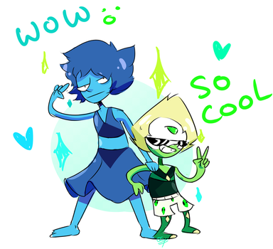 Lapidot by questionedSleeper