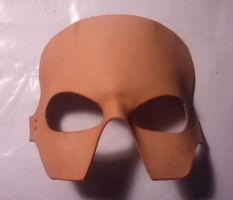Skull mask prototype w.i.p by Hallwardo