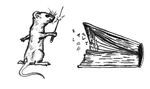 Of Mice and Books by RetSamys