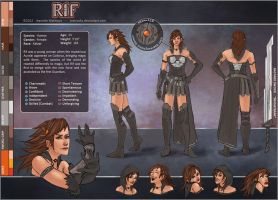 Guardians: Rif Character Sheet by JNetRocks