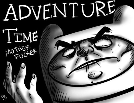 ADVENTURE TIME by IndustrialDoll