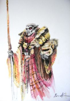Morrowind Dunmer - Fase 3 by brunoclemente