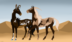 Desert EB Breeding by Cougar28