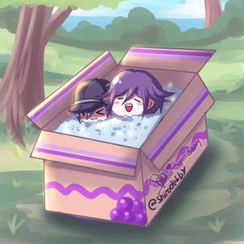 the abandoned box by shirodebby