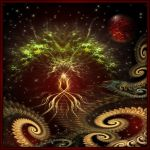The Living Tree by Lilyas