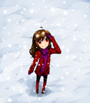Snow Fall by Heuring