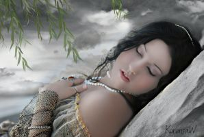 LOST IN A DREAM by KerensaW