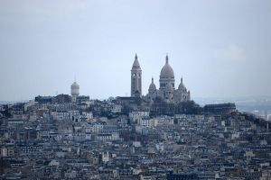 Montmartre by rdevill