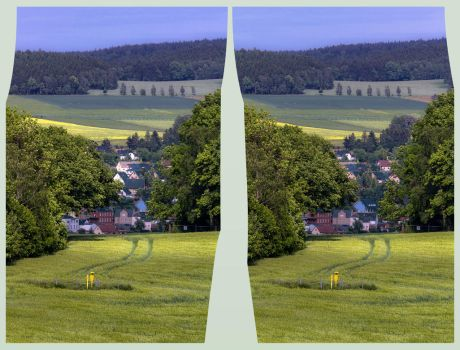 The Vista :: Hyperstereo HDR 3D by zour