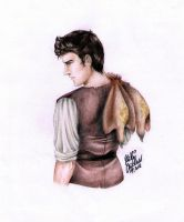 The Hunger Games: Gale Hawthorne by SilkSpectreII