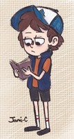 dipper pines?!?!?!?! by Kitty-Gizmo