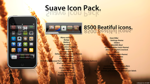 Complete Suave Pack 8500 Icon by ChikenArt