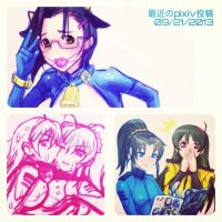 Images :pixiv update 21/09/13 by zp524