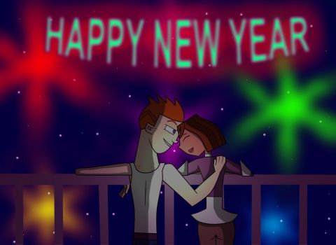A New Year With You by WTHappened
