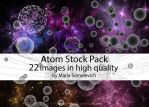 Atom Stock Pack by MariaSemelevich
