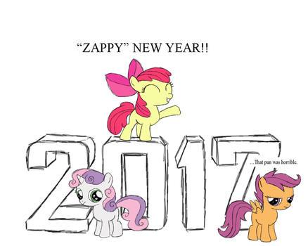 New Year 2017 by TP-Night