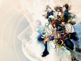 Kingdom hearts by Non-existing-user