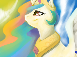 Here Comes the Sun by Splattered-Wolf