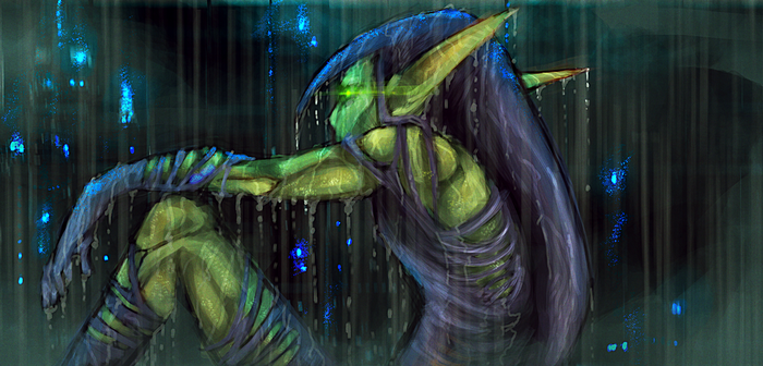 Downpour by Dark-Spine-Dragon