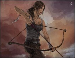 Lara Croft - Tomb Raider #2 (Full) by SpideyVille