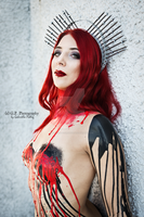 red queen by G-P-Photography