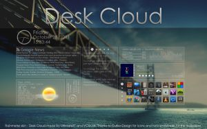 Desk Cloud by UltimateRT