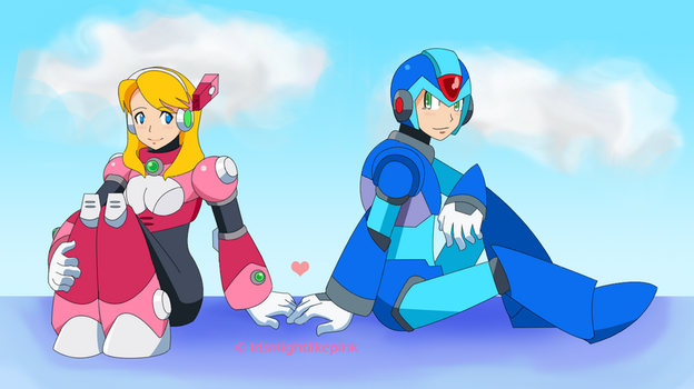 Deviantart Megaman Alia Inflation: Mega Man Series Favourites By Joseph-Joeclone On DeviantArt