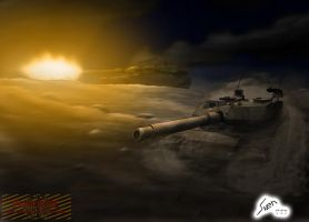The Night of the Panzers by Panzerfire