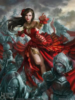 Legend of the Cryptids - Carmen adv. by anotherwanderer