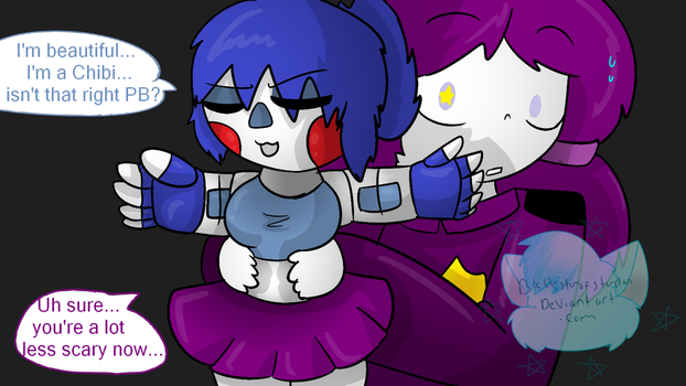 Pictures Of Ballora Cute: Prequel AU By Blackstarofstarclan On DeviantArt